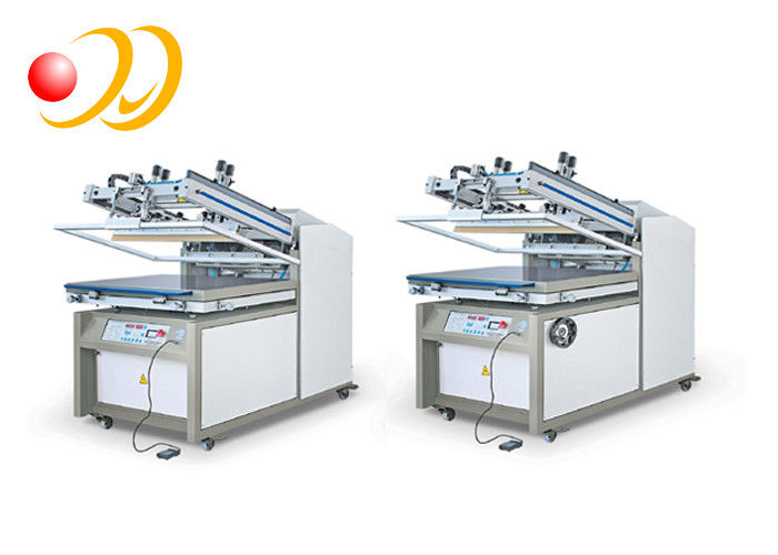 4 Color Screen Printing Press Fully Automatic , Screen Printing And Embroidery Machines
