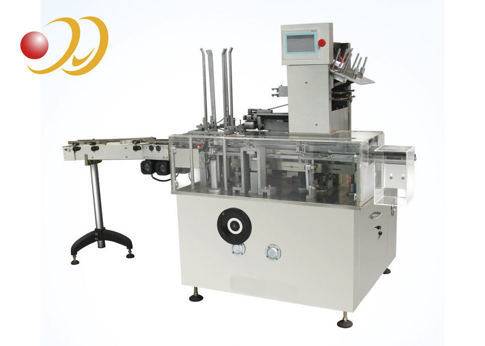 Custom Printing And Packaging Machines Cartoner Wide Box Injection